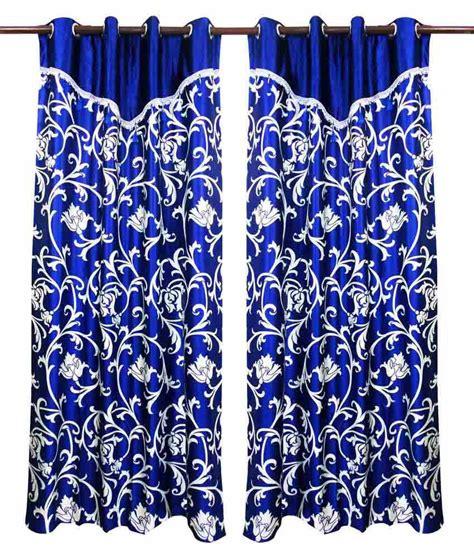 flap curtains liana window curtain with flap blue 2 pcs set 48 x 60