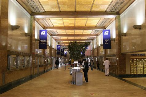 30th Post Office by Future Nostalgia 10 28 07 30th Post Office Lobby