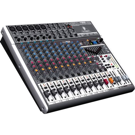 Mixer Audio Behringer Xenyx X1222usb behringer xenyx x1832usb 18 input usb audio mixer