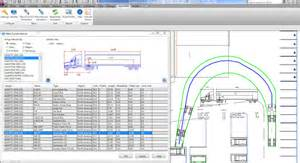 vehicle swept path templates autoturn for autodesk 174 revit 174 vehicle swept path analysis