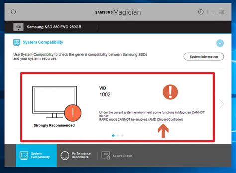 samsung magician solved page  windows  forums
