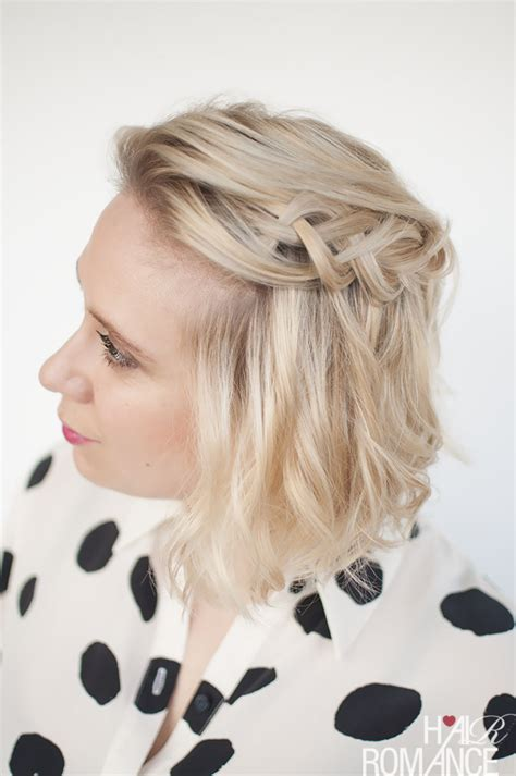 photos on how to dress braids how to wear braids in short hair hair romance