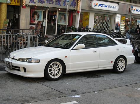 106 9 The Light Honda Integra Type R 4 Doors Flickr Photo Sharing