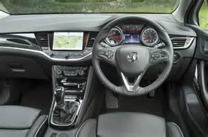 Vauxhall Astra Inside 2016 Astra Makes Frankfurt Debut Ahead Of October
