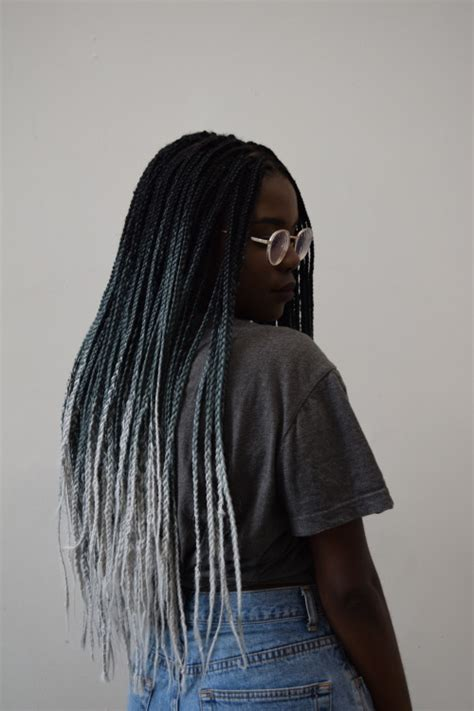 african hairstyles tumblr ombre box braids tumblr