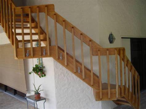 Wood Railings For Stairs Interior Interior Railing Ideas 9 Wood Stair Railings