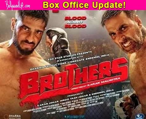 Topi Box Office brothers box office collection news brothers box office collection updates brothers