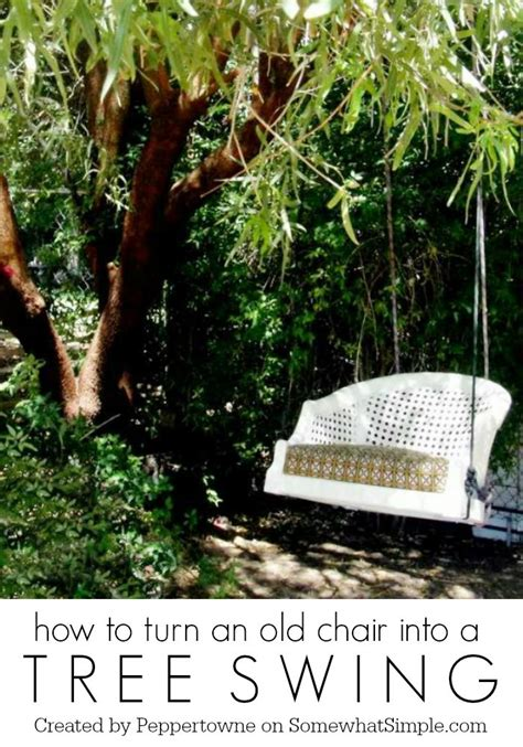 how to make tree swing how to make a tree swing somewhat simple