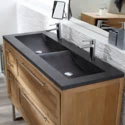 meuble salle de bain teck ikea images