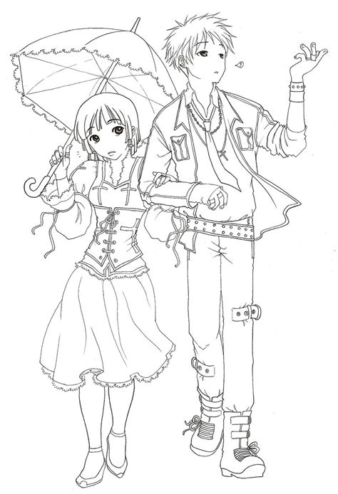Mash Outline by Furuba It S Not Even Raining By Zulenha On Deviantart