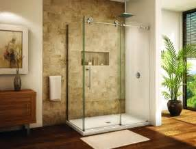 bathroom glass enclosure frameless sliding door shower enclosures for the modern bathroom