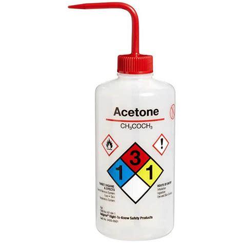 500ml Acetone Bottle
