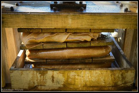 Rack And Cloth Cider Press by Apple Day In Slindon West Sussex Ramsey Photography
