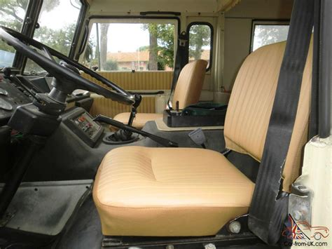Volvo C303 Interior by Volvo C303 4x4