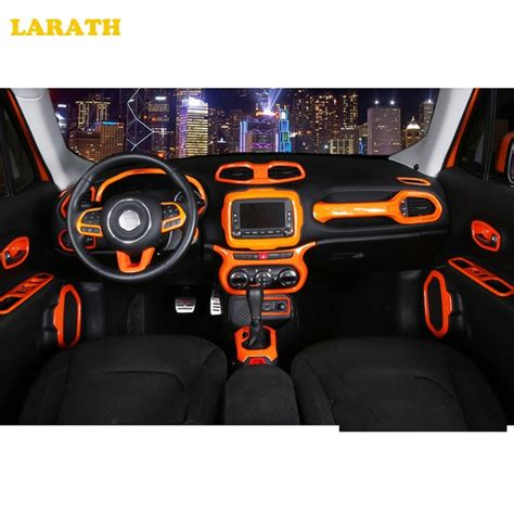 jeep renegade orange interior aliexpress com buy hotsales in 2017 abs orange