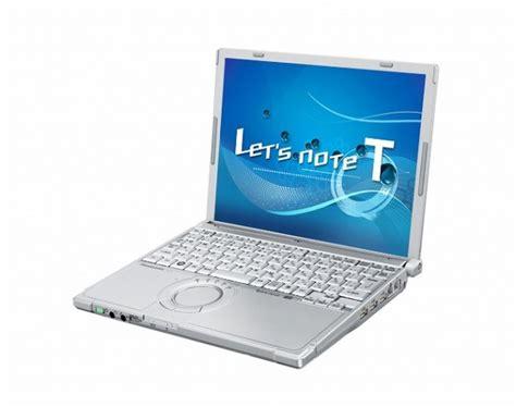 Laptop Panasonic Lets Note Cf S9 ノートパソコン cf t8ew6ajr 商品概要 パソコン panasonic