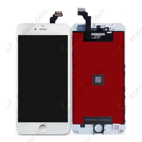 Lcd Touchscreen Iphone 6g 5 5 Inch auo lcd screen touch digitizer assembly for iphone 6 plus 5 5 inch white