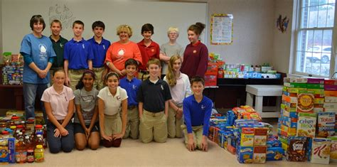 pca food drive supports seacoast portsmouth christian