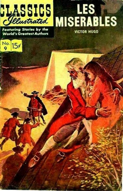 the adirondacks illustrated classic reprint books classics illustrated les mis 233 rables comic book review
