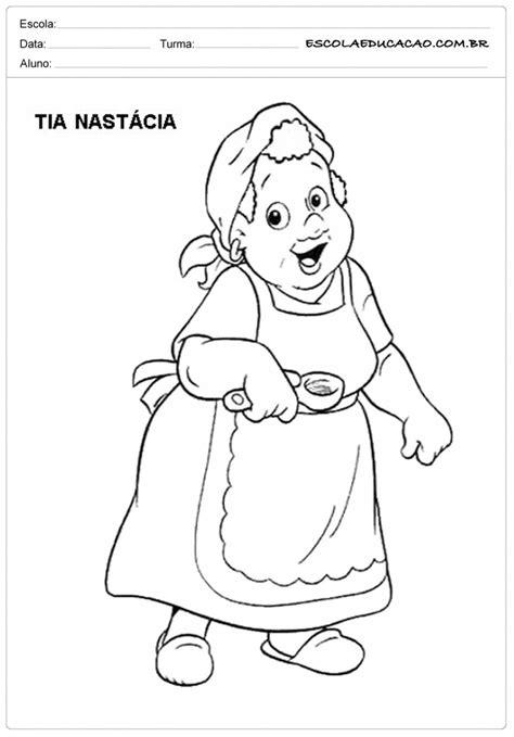 Atividades Dia do Livro Infantil Monteiro Lobato