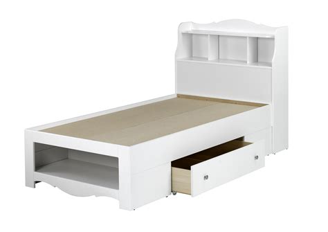 twin storage bed with bookcase headboard twin bed with storage and bookcase headboard vertical