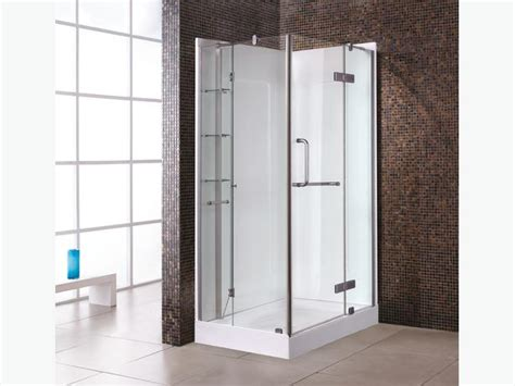 Brand New Shower by Brand New Shower Stall 10mm Glass With Back Panel Gatineau