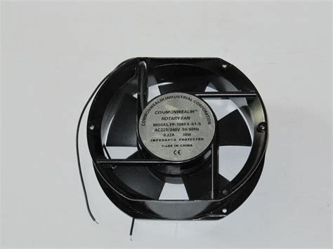 commonwealth fp 108ex s1 s 220v ac fan