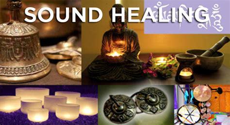 sound healing soundhealsorg