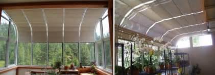 Sunroom shades amp solarium shades by thermal designs inc