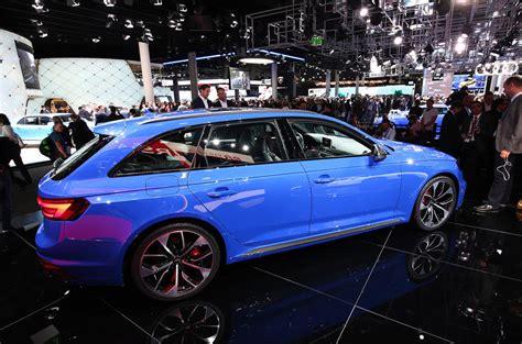 audi rs4 avant review autocar new audi rs4 avant unveiled with 125lb ft torque boost