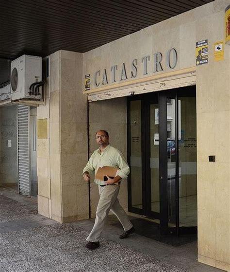 oficina de catastro el catastro reclama recibos del ibi desde 2013 por una