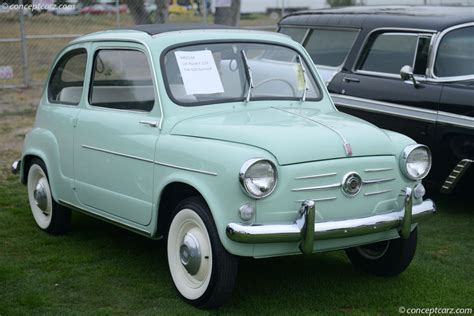 lada anni 50 1960 fiat 600 pictures history value research news