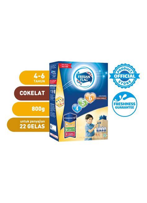 Frisian Flag Karya Cokelat 800gram frisian flag456 bubuk ptumbuhan dha aa tt cokelat box