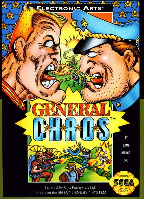 general chaos  genesis  mobygames