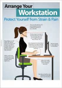 Desk Job Exercises Office Ergonomics Arrange Your Workstation Well Being