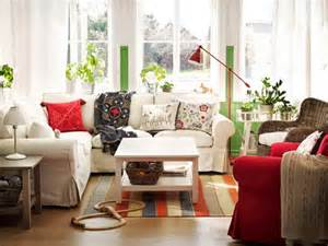 Decorating Cottage Style Home by Decoration Cottage Style Decorating With Red Accents