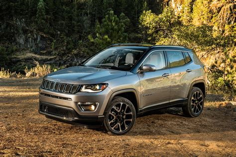 jeep compass limited black 2017 jeep compass first look automobile magazine