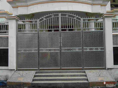 Asbak Stanliess Minimalis pagar dan pintu gerbang stainless aeera jaya steel