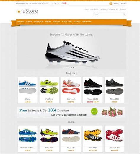 30 latest ecommerce html5 website templates web
