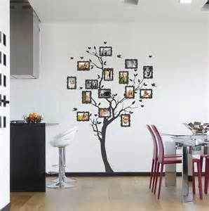 Photo Wall Stickers Photo Wall Collage Without Frames 17 Layout Ideas