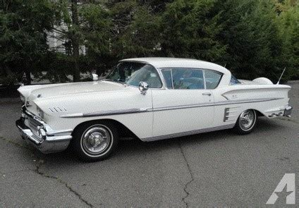 1957 chevrolet impala sport coupe 348 tri power for sale