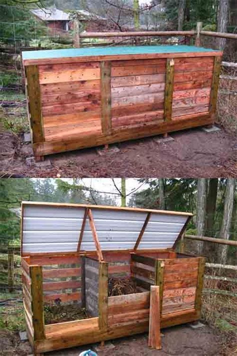 backyard compost bins 17 best ideas about composting bins on pinterest garden