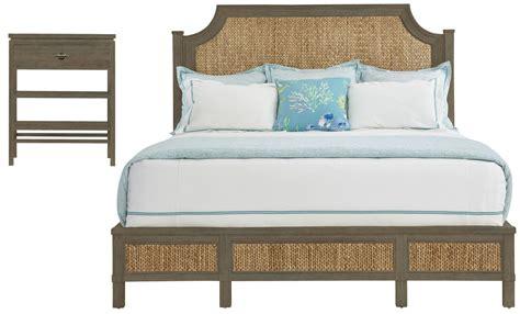 coastal living bedroom furniture coastal living resort deck water meadow bedroom set from