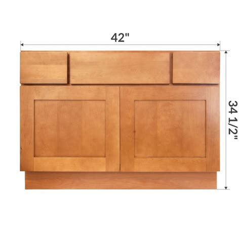 42 bathroom vanity base vsb4221345 newport 42 quot vanity sink base cabinet rta rta