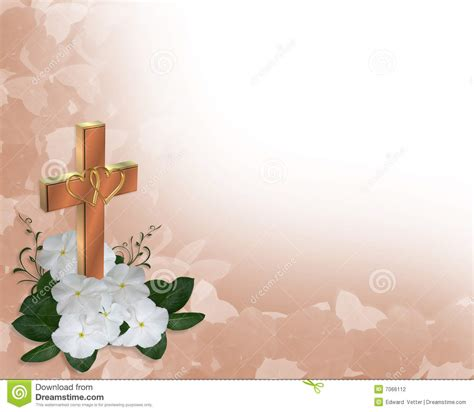 Christian Cross Invitation Wedding ????   ??: 7066112