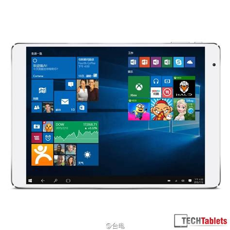 Tablet Teclast teclast x98 plus announced another cherry trail 9 7 quot tablet techtablets