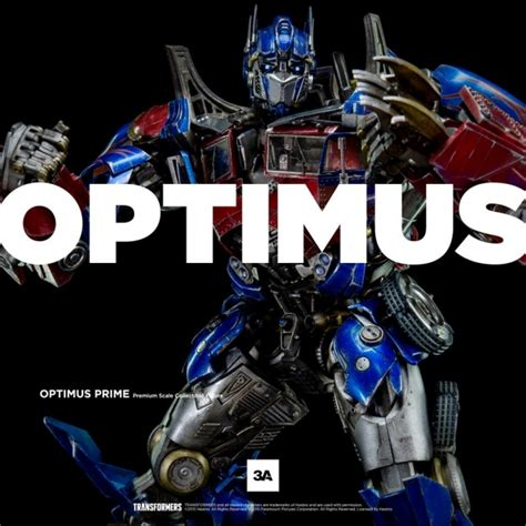 Retail Sabun Soap Dc Prime 3a Transformers Optimus Prime