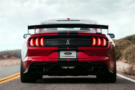 How Much Is The 2020 Ford Mustang Shelby Gt500 by Here S How Much The 2020 Ford Mustang Shelby Gt500 Will