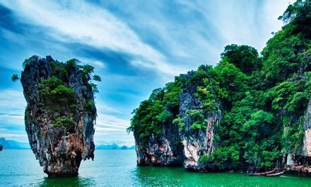 thailand vacation with airfare from indus travels in phi phi island th groupon getaways