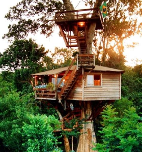 top 10 most creative treehouses environment infoniac - Creative Treehouse